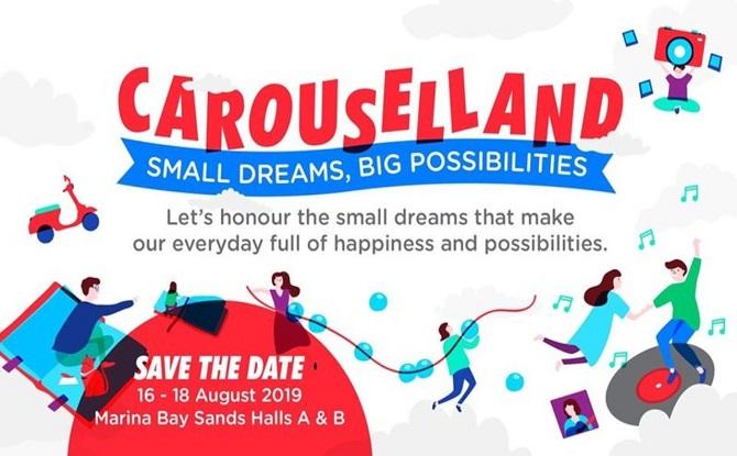 Carouselland 2019
