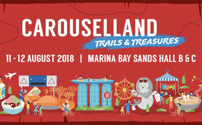 Carouselland Trails Treasures 1