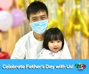 Celebrate Fathers Day with us 3
