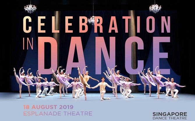 Celebration In Dance 2019 Presented by Singapore Dance Theatre