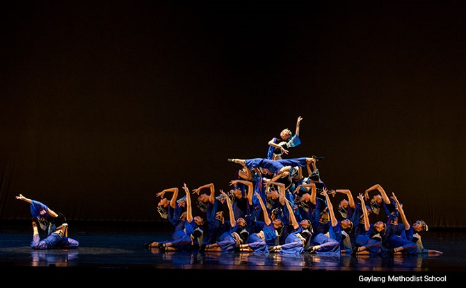 Celebrations of Chinese Ethnic Dances