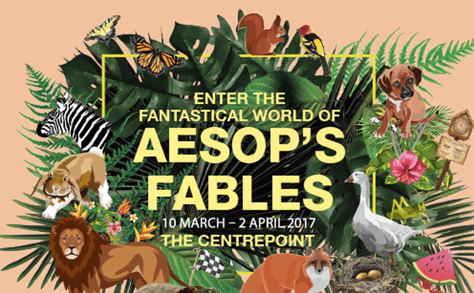 Centrepoint Aesop's Fables