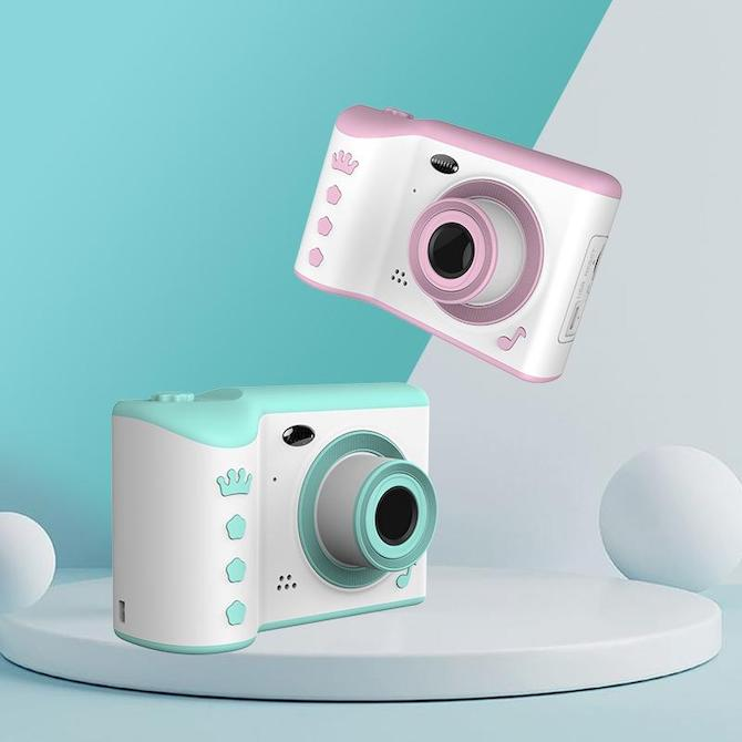Children's Touch Screen Digital Camera