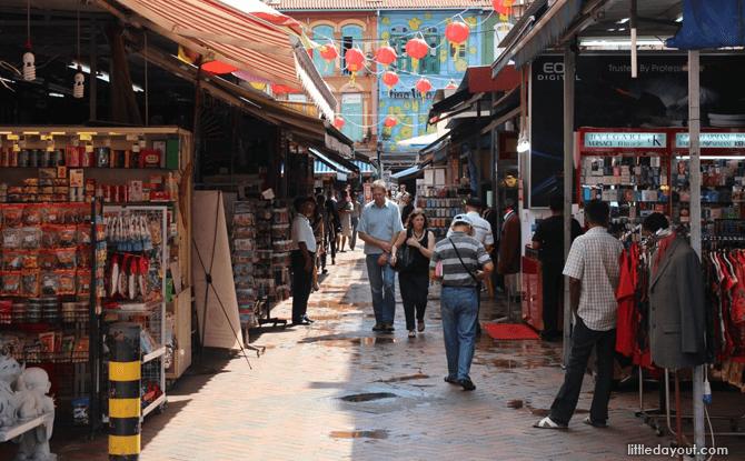Chinatown Mid-Autumn Walking Trail