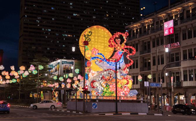 Chinatown Mid-Autumn Festival 2016
