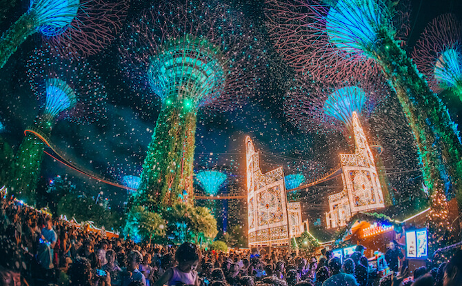 Christmas Wonderland 2019 - Things To Do On Christmas Eve and Christmas Day 2019 In Singapore (And Other Christmas Events)