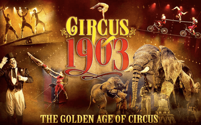 CIRCUS 1903: The Golden Age of Circus