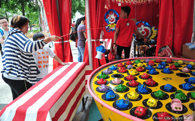 City Square Mall Rainbowlicious Carnival
