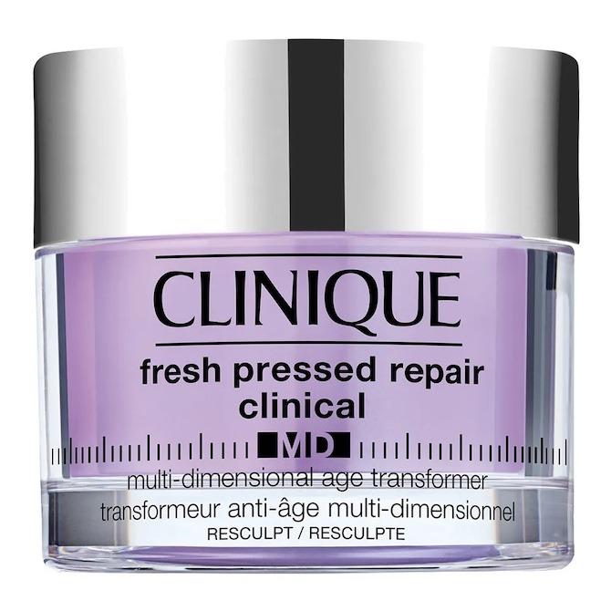 Clinique Fresh Pressed Repair Clinical MD Resculpt