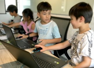 Coding Lab March & Easter Holiday Camps