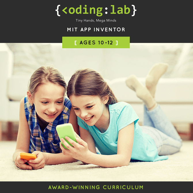 Coding Lab June 2018 Holiday Camps