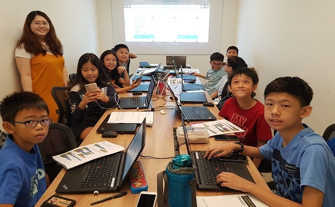 Coding Lab September Holiday Coding Camps 2019