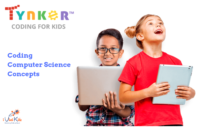 iVinci Kids Coding _ Computer Science _ Concepts