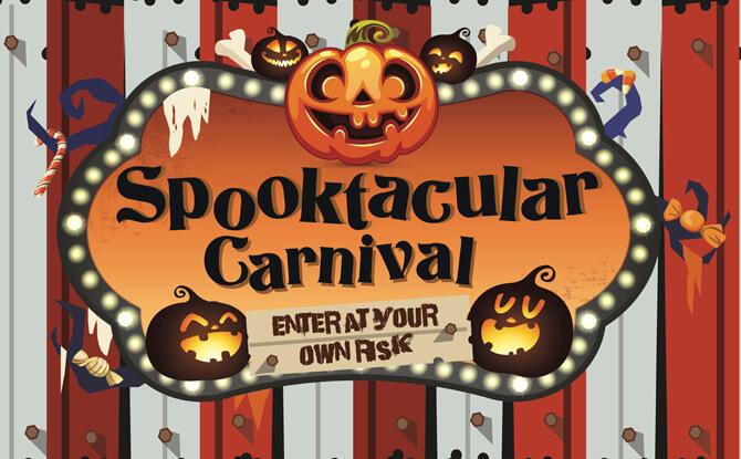 Cold Storage Halloween Spooktacular Carnival