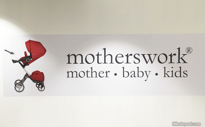 Compass One Motherswork store