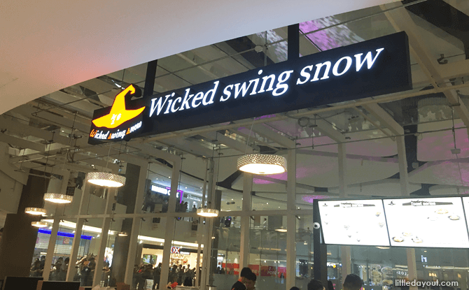 Compass One Wicked Swing Snow