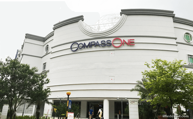 Compass One exterior