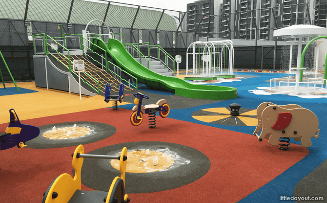 Compass One Playground