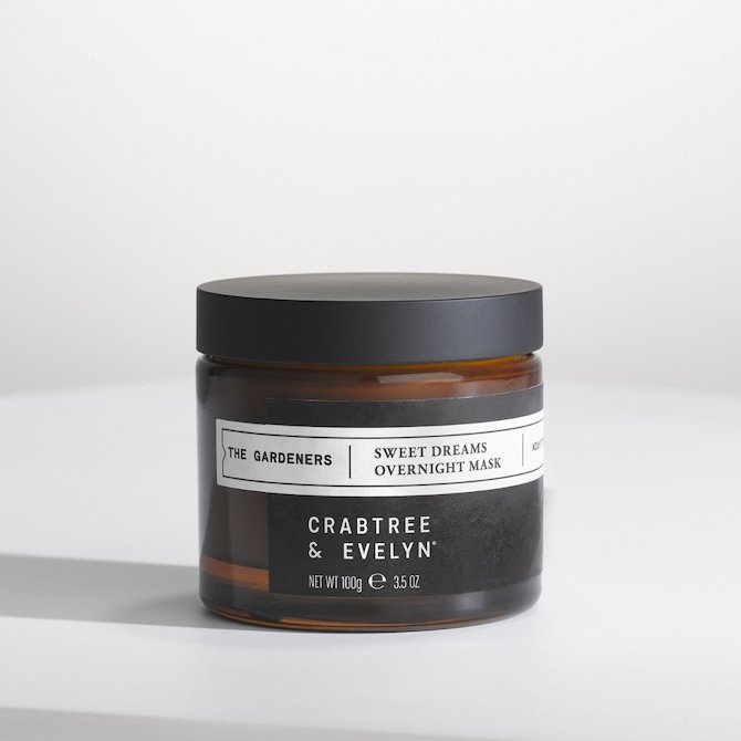 Crabtree & Evelyn The Gardeners Sweet Dreams Overnight Mask