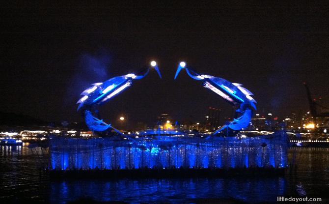 Crane Dance, RWS