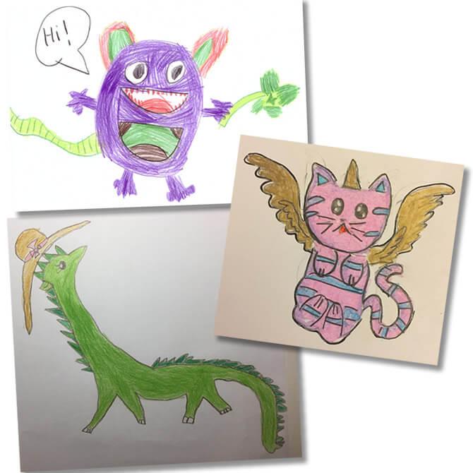 CreYo Imagination Contest Winners