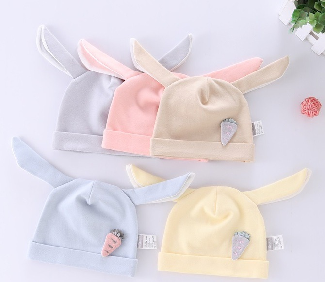Bunny Pattern Hat for Infant
