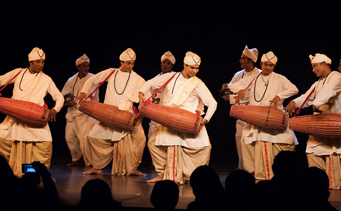 Satraranga – Dancing Monks of Majuli