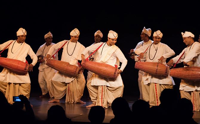 Satraranga – Dancing Monks of Majuli