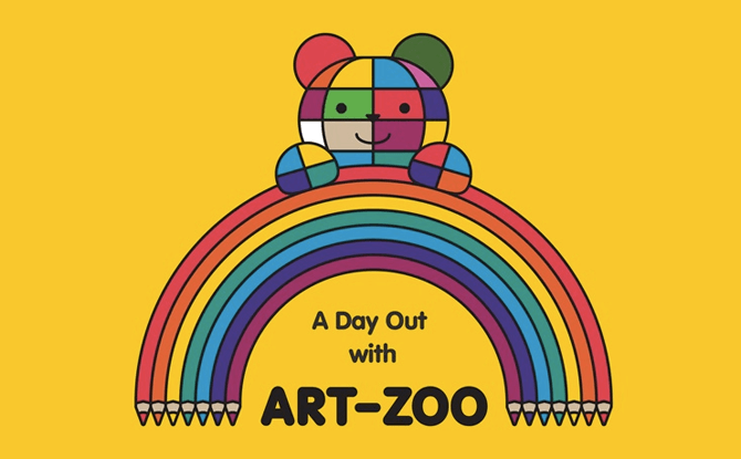 For Kids Young & Old: A Day Out with Art-Zoo (Activity)