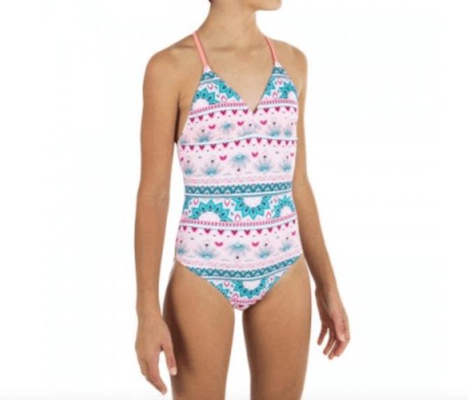 Decathlon girls swimwear