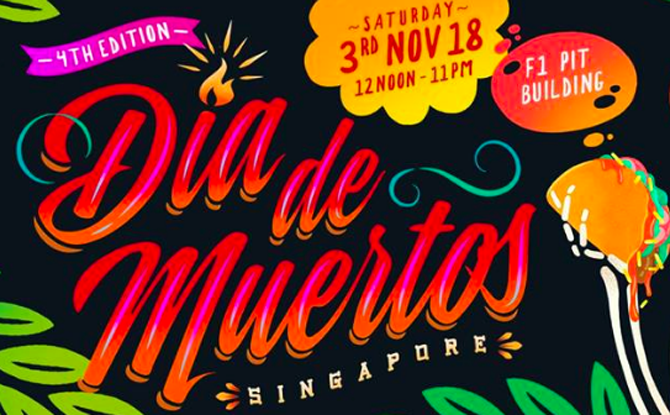 Dia de Muertos 4th edition 1