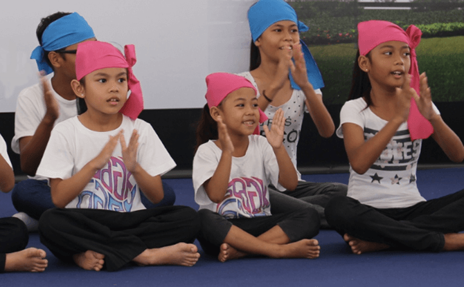 Parent-Child Workshop (Dikir Barat)