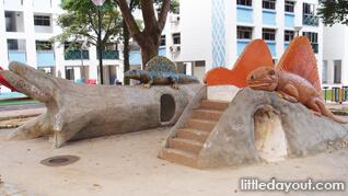 Dinosaur Fu Shan