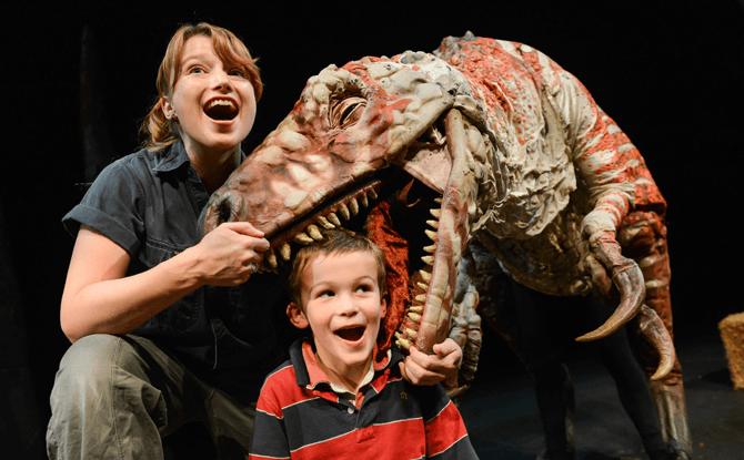 Kidsfest Erth's Dinosaur Zoo