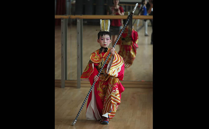 Parent-Child Workshop: Discovering Chinese Opera