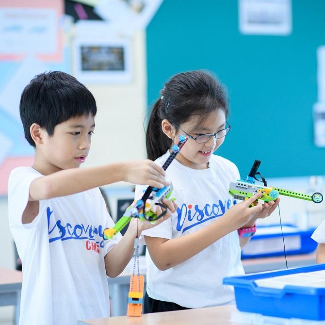 Discovery Camps Lego Robotics