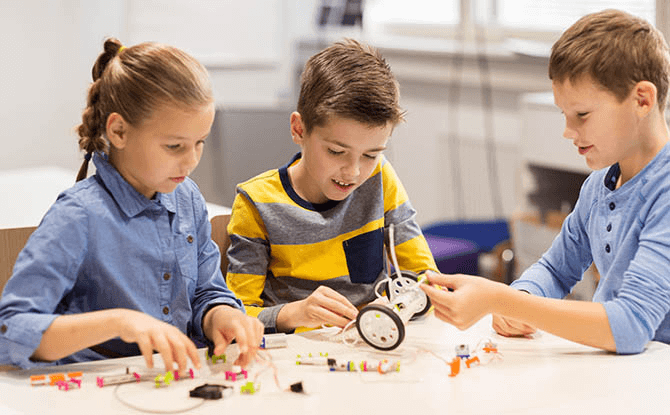 Discovery Camps Lego Robotics - June 2018 Workshops in Singapore