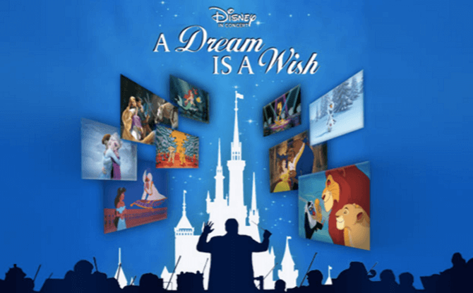 Disney In Concert - A Dream is a Wish