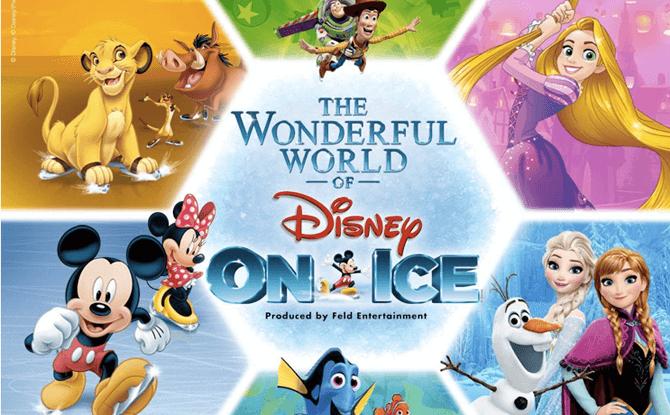 Wonderful World of Disney on Ice