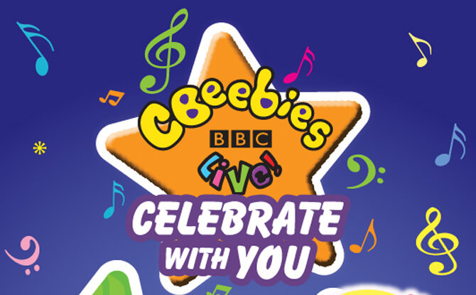 CBeebies Live: Teletubbies & Super Numtum Live Show + Meet 'N Greet