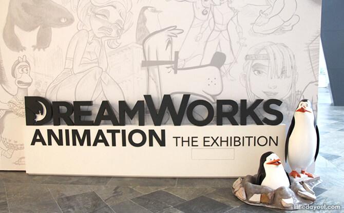 Dreamworks Signage