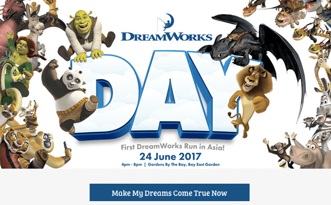 Dreamworks Day Asia