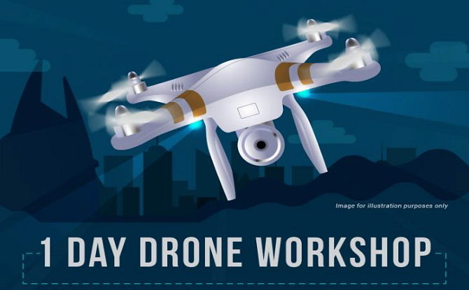 1 Day Drone Workshop