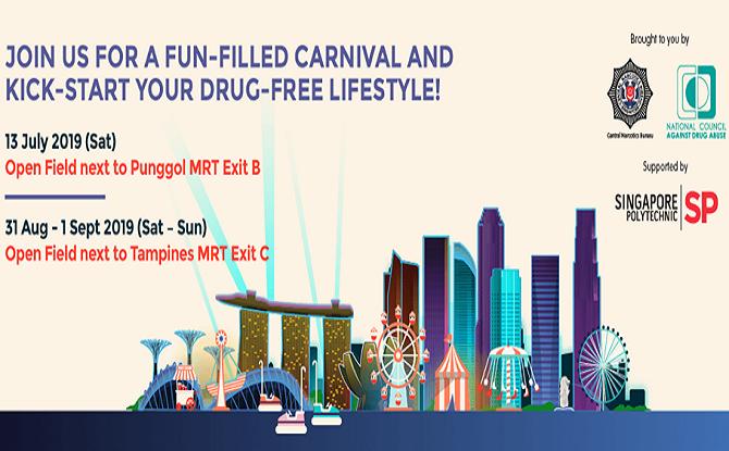 DrugFreeSG Carnival