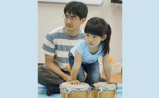 Parent-Child Workshop: Drumming Beats!