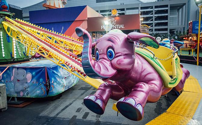 Marina Bay Carnival - 670 x 415