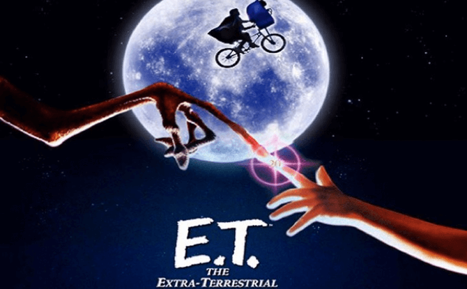 Movie Under the Stars: E.T. The Extra-terrestrial