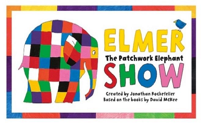 Elmer the Patchwork Elephant Show 1
