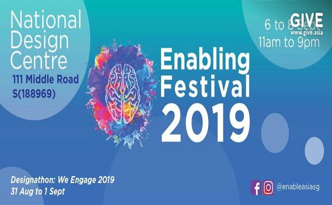 Enabling Festival 2019