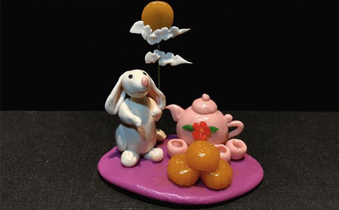 Esplanade Moonfest: Parent-Child Workshop: DIY Dough Figurine